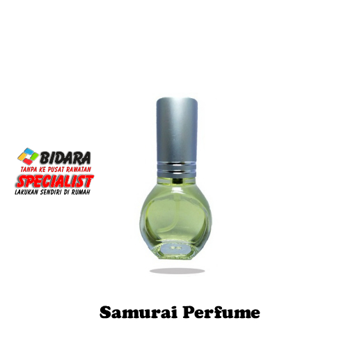 Samurai Perfume (7ML)